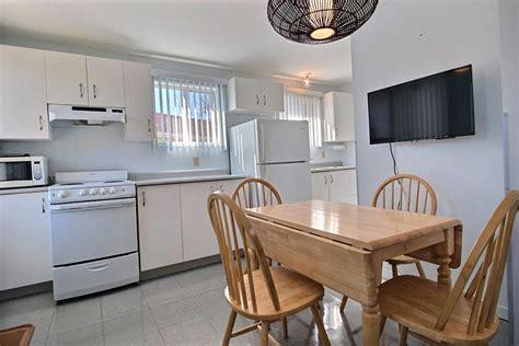 cuisine appartement cuisine appartement 5 station touristique baie des sables