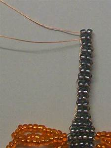 How To Diy Pretty Beaded Dragonfly