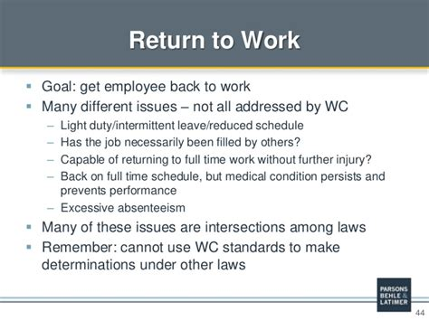 light duty work workers compensation in utah