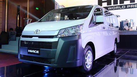 toyota hiace commuter  specs prices features