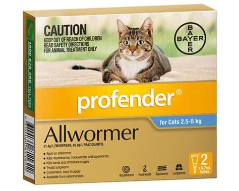 profender spot   medium cats  kg  pack blue