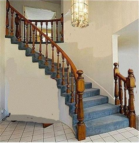 Stair Railing Removal   DoItYourself.com Community Forums