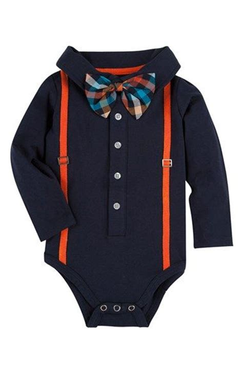 Suspender Polos infant boy s andy evan shirtzie polo with suspenders