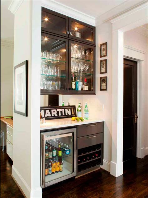 Small Home Bar Pictures by 15 Stylish Small Home Bar Ideas Hgtv