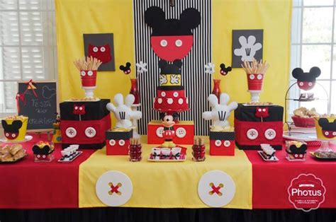 kara 39 s party ideas mickey mouse birthday party via kara s party ideas karaspartyideas com