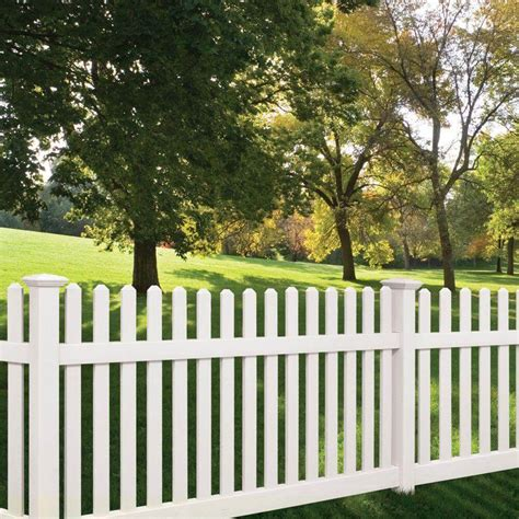 Home Depot Front Yard Design by 75 Fence Designs And Ideas Backyard Front Yard