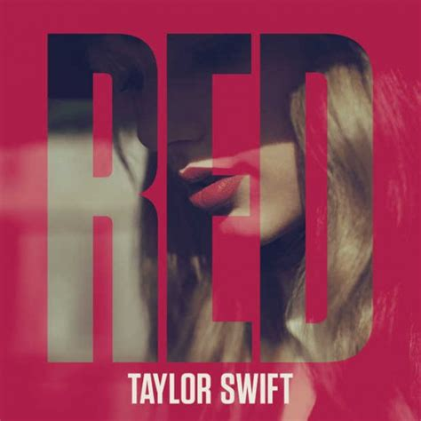 Encarte: Taylor Swift - Red (Digital Deluxe Edition)