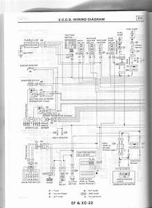 Wiring Diagram For 1995 Nissan Pickup