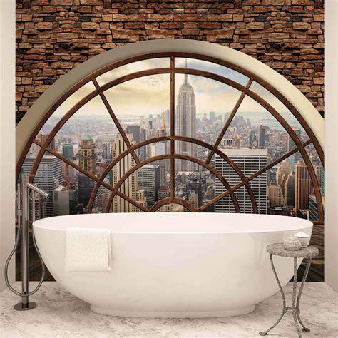 New York Bedroom Wallpaper Ebay by Wall Mural Photo Wallpaper New York City Skyline