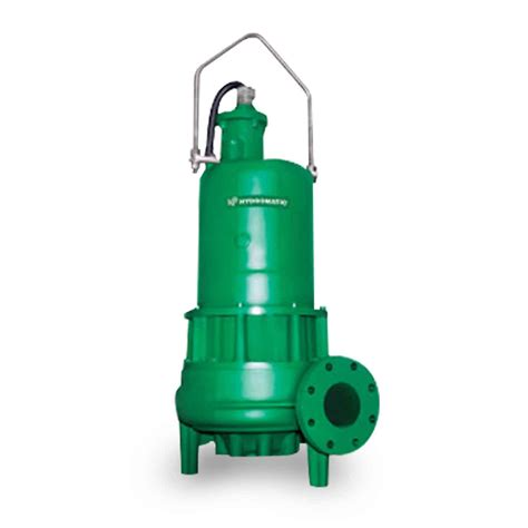 hydromatic hydromatic h4q2000m4 4 submersible solids handling 20 hp 460v 3ph manual