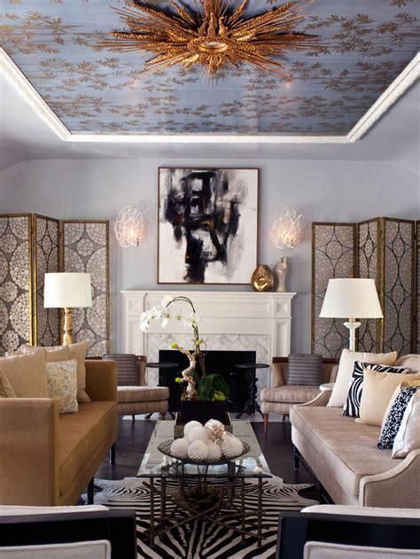 ceiling designs living room houzz