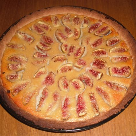 dessert bio et gourmand tarte amandine aux figues fra 238 ches