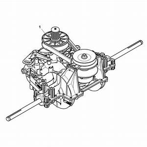 John Deere Complete Transmission Assembly