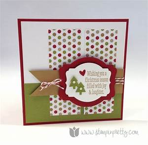 Christmas Messages Holiday Card Using Sale Products