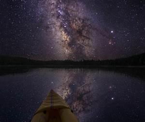 The Feral Irishman  The Milky Way