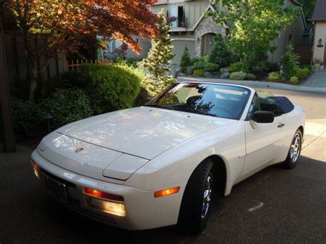 automobile air conditioning service 1991 porsche 944 parental controls find used 1991 porsche 944 s2 cabriolet in portland