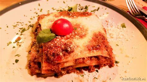 Eten in rome