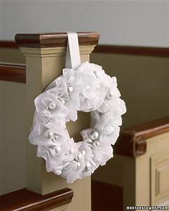 Paper Pew Wreath Step by Step