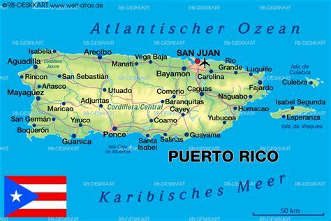 map  puerto rico toursmapscom