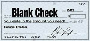 24  Blank Check Template