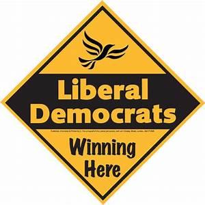 VOTE LIBERAL DEMOCRATS. – WOLVOMAN80