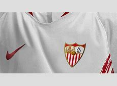 Unique Nike Sevilla 1819 Home, Away & Third Kit Concepts