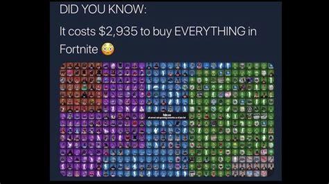 cost  buy  skin  fortnite