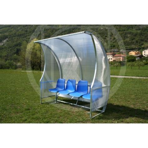 panchina da calcio panchina allenatori calcio con copertura da 2 m artisport