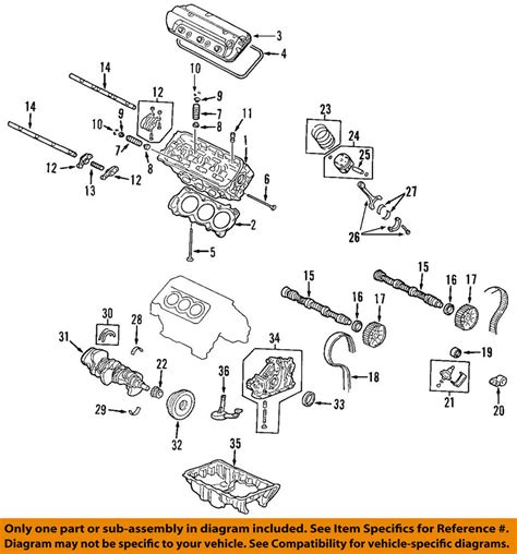 Is Acura Part Of Honda by Acura Honda Oem Engine Parts Valve Cover Gasket Right