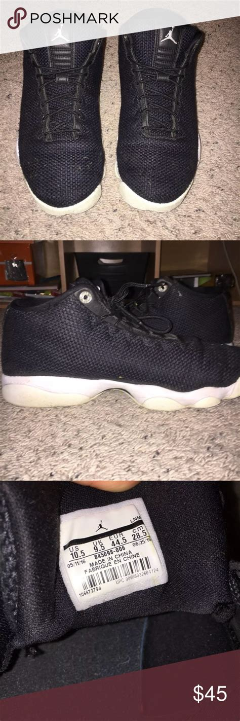 Nike Jordan future low black size 10.5 Great condition all ...