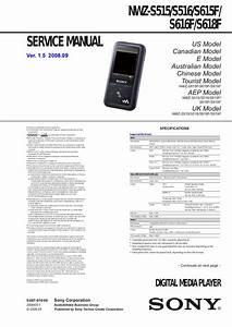 Download Free Pdf For Sony Walkman Nwz