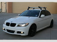 BMW 3 E90 OEM 2 Bike Bicycle Roof Rack wLocks