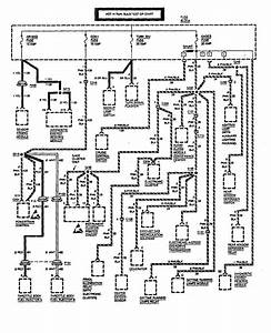 Chevrolet Astro  1994  - Wiring Diagrams - Fuse Box