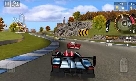 top  car racing games  android phones tablets