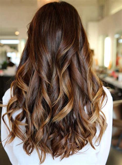black hair highlights hair color ideas hairstylo