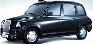 London black cabs on their way for pick-ups in Shanghai ...
