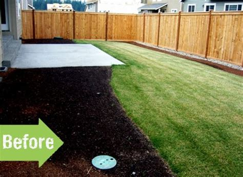 Suburban Backyard Landscaping Ideas by Before After Emily And S Suburban Oasis Gardens