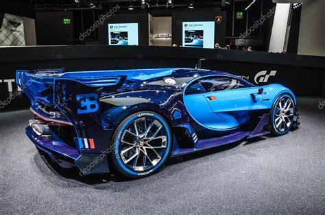 2015 Bugatti Chiron by Frankfurt Sept 2015 Bugatti Chiron Vision Gran Turismo