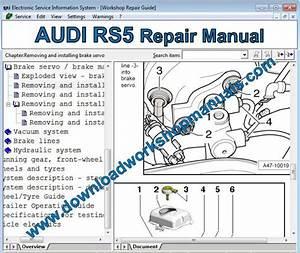 Audi Rs5 Workshop Repair Manual