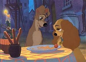 17+ images about DisNeY LaDy & The TRaMp on Pinterest ...