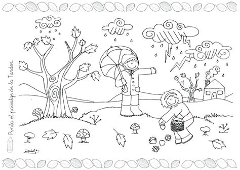 Coloring Weather by Weather Coloring Pages For Preschool At Getcolorings
