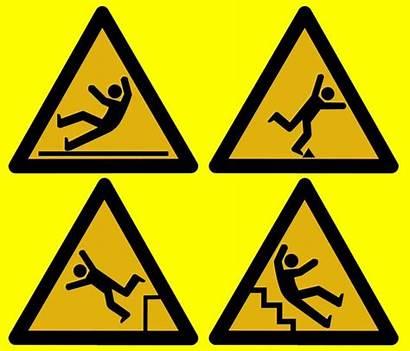 Fall Safety Hazard Falls Trip Slips Workplace