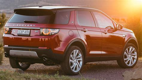 land rover discovery sport hse land rover discovery sport sd4 hse 2016 review carsguide