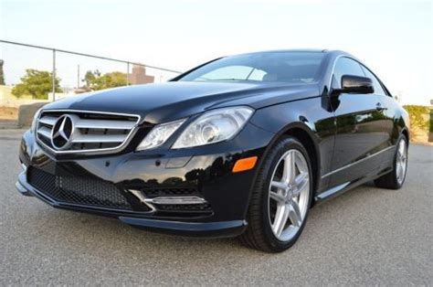 Use our calculator to get an estimated loan or lease payment based on current offers in your area. Sell used 2013 Mercedes-Benz E550 Coupe! Package 2! AMG Pck! DESIGNO Pck! Loaded! Beauty! in Los ...