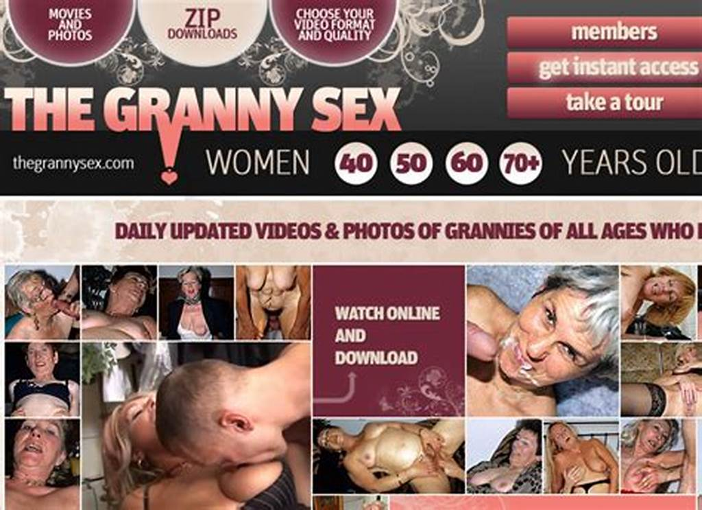 #The #Granny #Sex