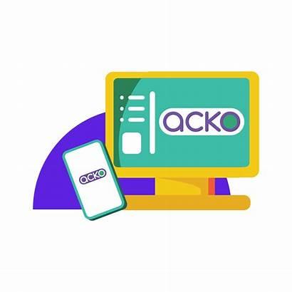 Acko Insurance Claim Paperwork Zero Bike General
