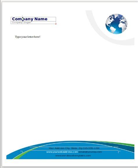 Company Letterhead Template Company Letterhead Template Word Https Momogicars