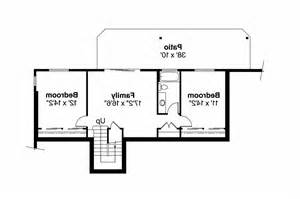 ranch floor plans with basement ranch house plans gatsby 30 664 associated designs