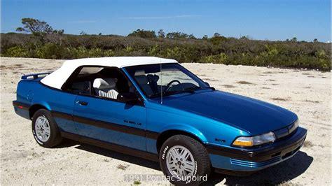 1991 Pontiac Sunbird