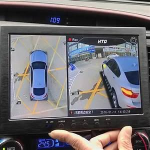 Auto Kamera 360 Grad : neueste 3d hd surround view berwachungssystem 360 grad ~ Jslefanu.com Haus und Dekorationen
